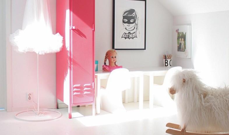 מציצים באינסטוש, חדרי ילדים (צילום: מתוך האינסטגרם של juliehole)