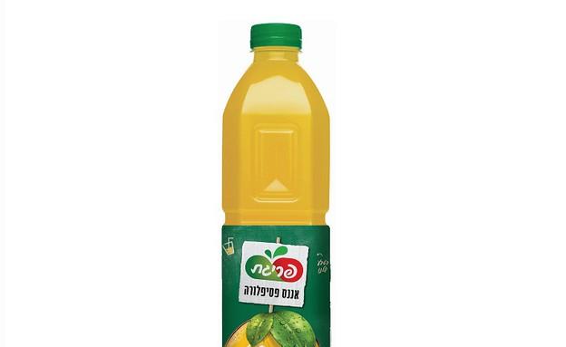 משקה קל אננס-פסיפלורה ומשקה קל אפרסק, פריגת (צילום: סטודיו פריגת,  יחסי ציבור )