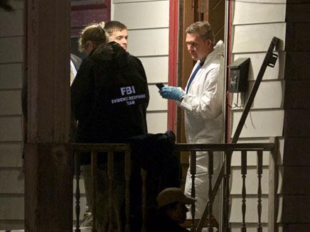 חקירת FBI, חוטפי הנערות בקליבלנד (צילום: רויטרס)