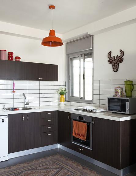 הביתה של גילת, ג, מטבח  (צילום: הגר דופלט)