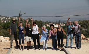 """קהילה מטיילת - החברה למתנסים (צילום: יוסי זמיר, באדיבות החברה למתנ""""סים)"""