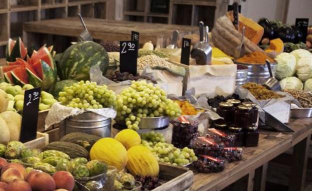 ריחות וטעמים שוק איכרים  (צילום: אפיק גבאי, אוכל טוב)