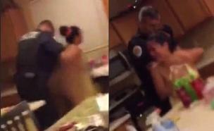 מעצר לא חוקי (צילום: youtube)