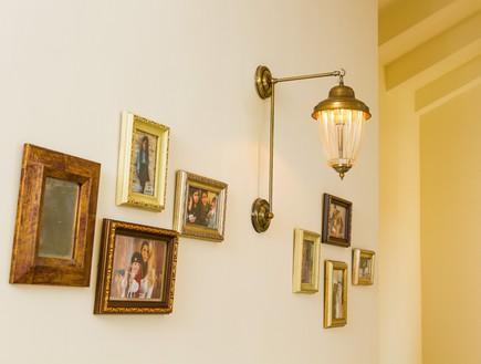 עידית זכריה, מסדרון הקומה השנייה (צילום: אודי גורן)