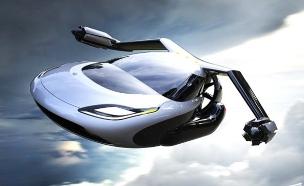 המכונית המעופפת (עיצוב: Terrafugia)