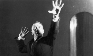 אדולף היטלר בתמונות שלא רצה שתראו (צילום: Heinrich Hoffmann, GettyImages IL)