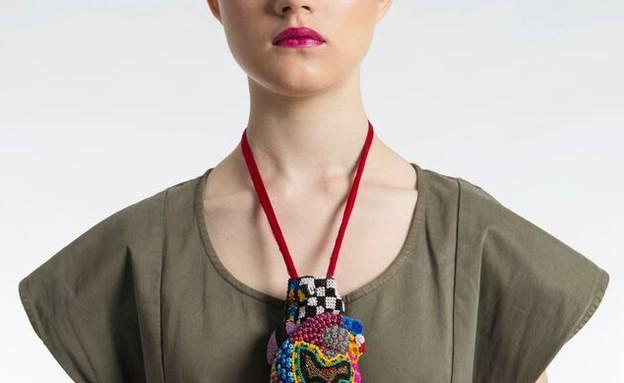 בצלאל, צורפות ואופנה, גליה ברקוביץ (1)