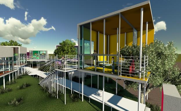 שנקר, עיצוב מבנה וסביבה, ג'ני קוגן (1)