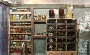 תערוכה סיכה ורחצה (צילום: אחיקם בן יוסף,  יחסי ציבור )