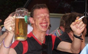 שיכור (צילום: imgur.com)