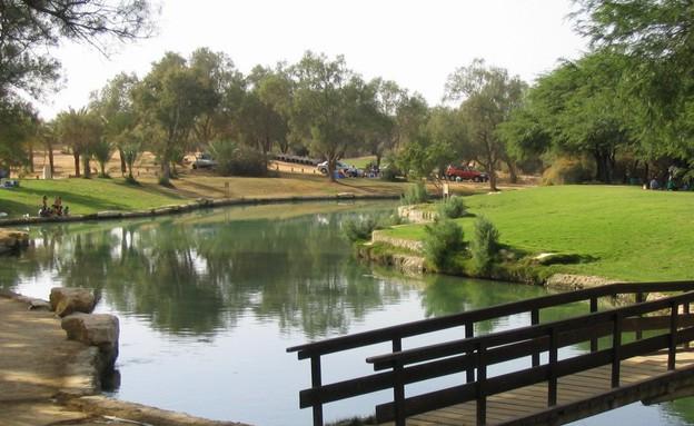 גן לאומי הבשור, פארק אשכול (לבנת גינצבורג) (צילום: לבנת גינצבורג)