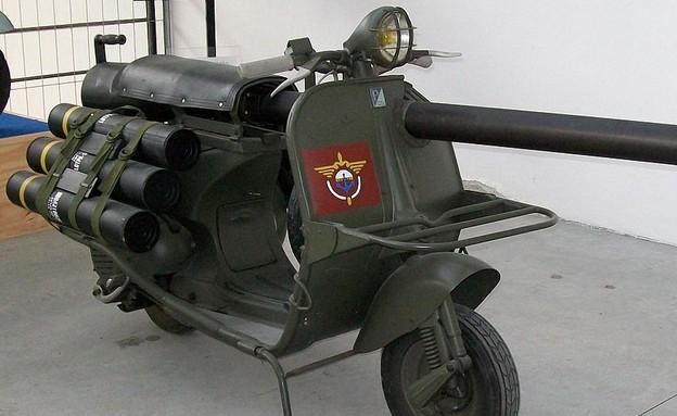 קטנוע נגד טנקים (צילום: Wikimedia Commons)