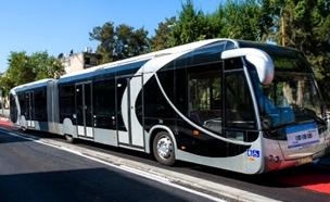 המטרונית בחיפה (צילום: משרד התחבורה)