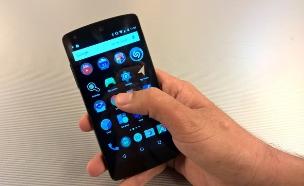 סמארטפון סלולר אפליקציות (צילום: יאיר מור, NEXTER)