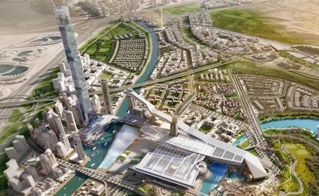 דובאי וואן  (צילום: Meydan City Corporation)