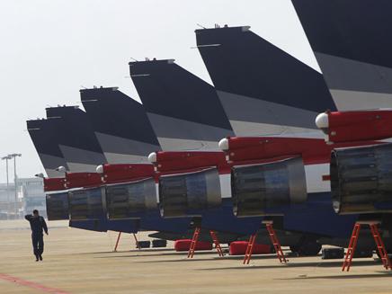 עיבוי מערך ההגנה האווירית (צילום: רויטרס)