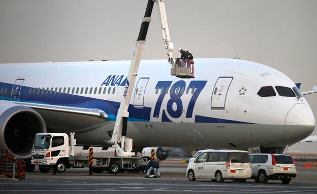 בואינג 787 (צילום: רויטרס)