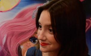 אליאנה תדהר בפרימיירת הסרט בארבי (צילום: חיים גנדלר, מעריב לנוער)