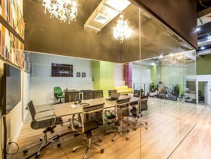 משרדים מעוצבים, אימפרשן  (2) (צילום: רמי זנגרב)