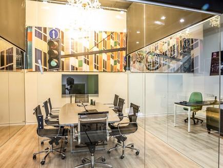משרדים מעוצבים, אימפרשן (3) (צילום: רמי זנגרב)