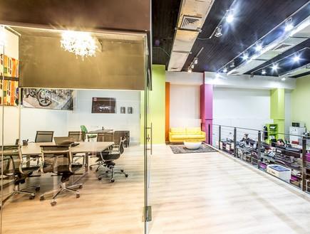 משרדים מעוצבים, אימפרשן (4) (צילום: רמי זנגרב )