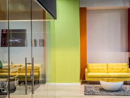 משרדים מעוצבים, אימפרשן (צילום: רמי זנגרב)