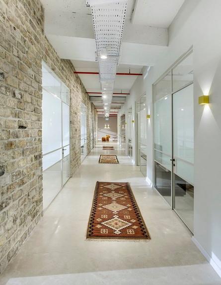 משרדים מעוצבים, עץ השקד נתניה (3) (צילום: ניצן הפנר )