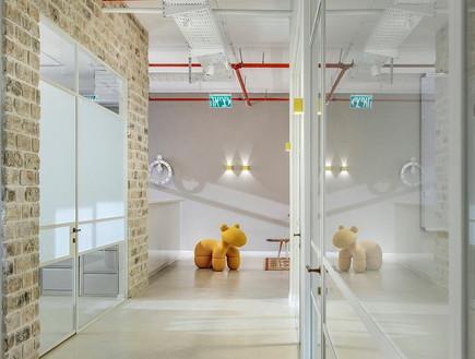משרדים מעוצבים, עץ השקד נתניה  (5) (צילום: ניצן הפנר)