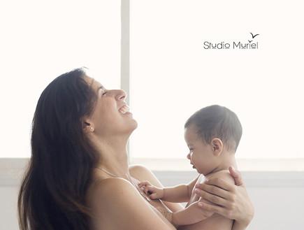 תמונות הריון - מוריאל פיסלזון