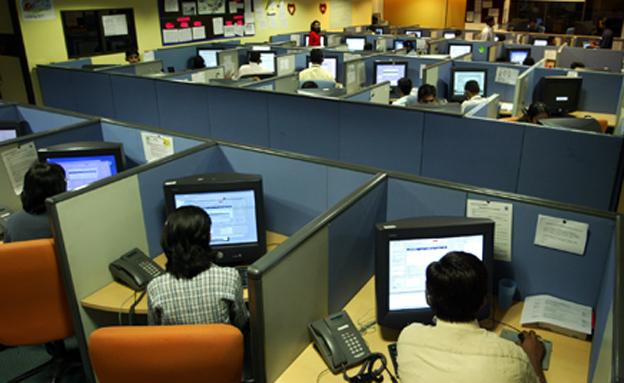 משרדים (צילום: רויטרס)