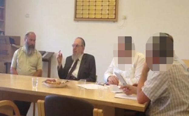 בית הדין האלטרנטיבי (צילום: חדשות 2)