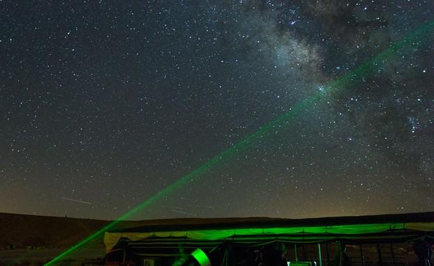 ליל מטאורים (צילום: אסטרופן)
