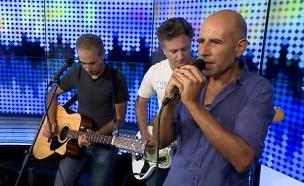 רוקפור מופיעים באולפן (צילום: מתוך הבילויים, ערוץ 24)