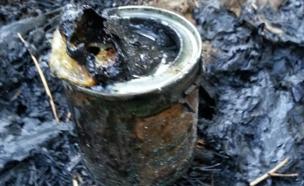 כך נמנעה שריפת הענק (צילום: חדשות 2)