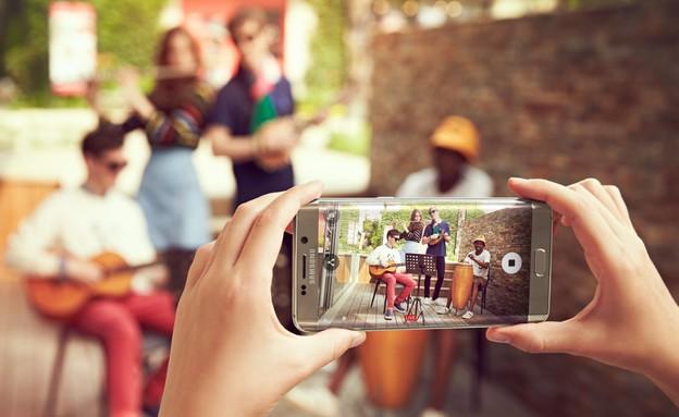 הפאבלט Galaxy S6 Edge Plus