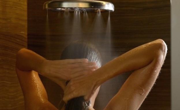 ראש מקלחת של נביה (צילום: מתוך kikstarter)