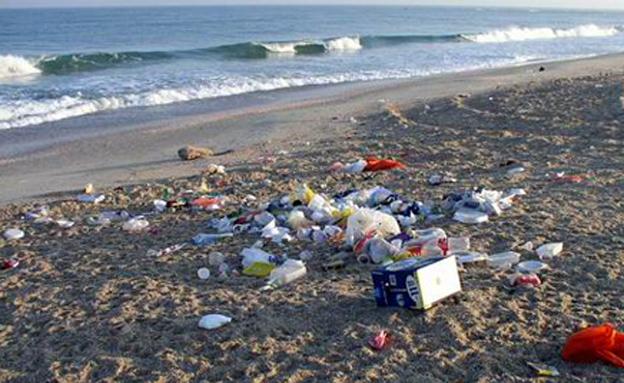 ממצאים מדאיגים בביקורת (צילום: המשרד להגנת הסביבה)