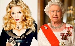 מדונה או מלכת אנגליה