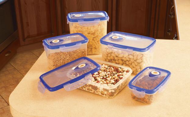 קופסאות פלסטיק (צילום: אימג'בנק / Thinkstock)