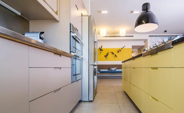 שושי אורן, מטבח (18) (צילום: עידן גור)