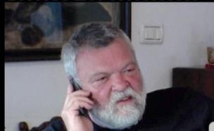 אילן גילאון בשיחה עם טוקבקיסט (צילום: מתוך הבוקר של קשת, שידורי קשת)