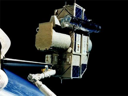 לוויין אירופי בחלל, ארכיון (צילום: רויטרס)