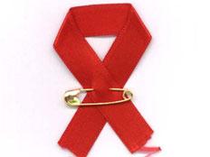 סרט אדום, סמל האיידס (צילום: חדשות 2)
