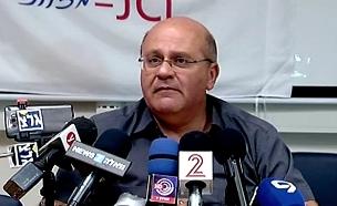 """דוקטור חזי לוי, ביה""""ח ברזילי (צילום: חדשות 2)"""