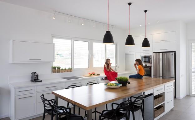 בית בסנסנה, מטבח (צילום: שי אפשטיין)