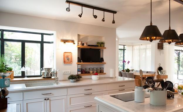 ארונות מטבח, עיצוב דנה שבדרון (צילום: דנה שבדרון)