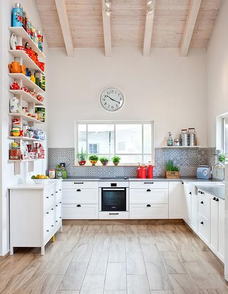ארונות מטבח, פתוח, עיצוב דנה מרן