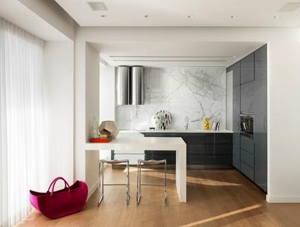 ארונות מטבח, מטבח בעיצוב , אורון מילשטיין