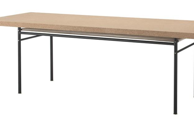 קטלוג איקאה 2016, שולחן משעם טבעי (צילום: יחצ איקאה)
