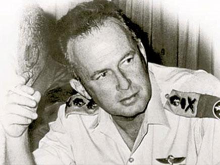 """יצחק רבין (צילום: ארכיון צה""""ל ומערכת הביטחון)"""
